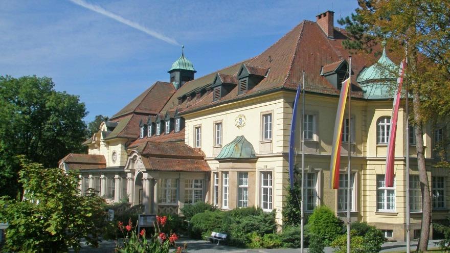 Tagungsraum Grosser Kurhaussaal Relexa Hotel Bad Steben